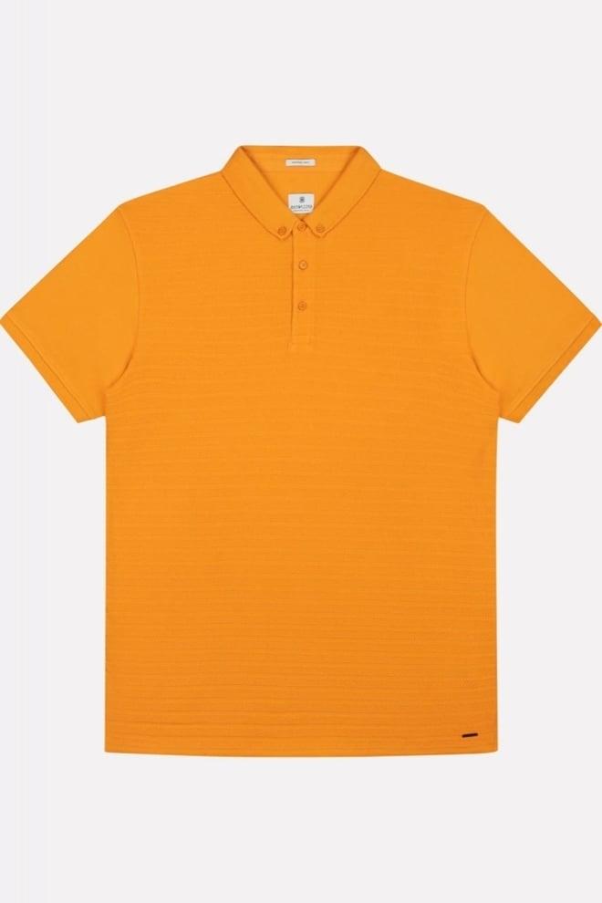 Dstrezzed honingraat polo oranje - Dstrezzed