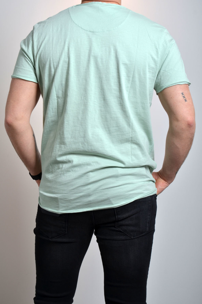 Dstrezzed t-shirt heren groen - Dstrezzed
