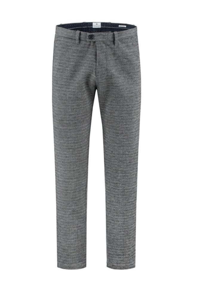 Dstrezzed visgraat broek grijs - Dstrezzed