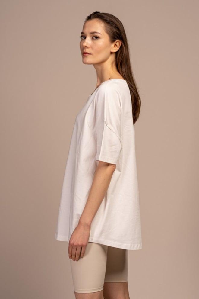 Elias rumelis romina t-shirt off white - Elias Rumelis