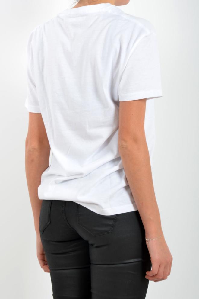 Fakelab yeezy t-shirt wit - Fakelab