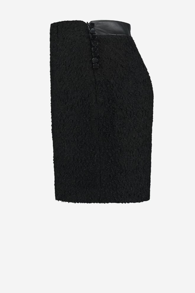 Fifth house loulou rok zwart - Fifth House