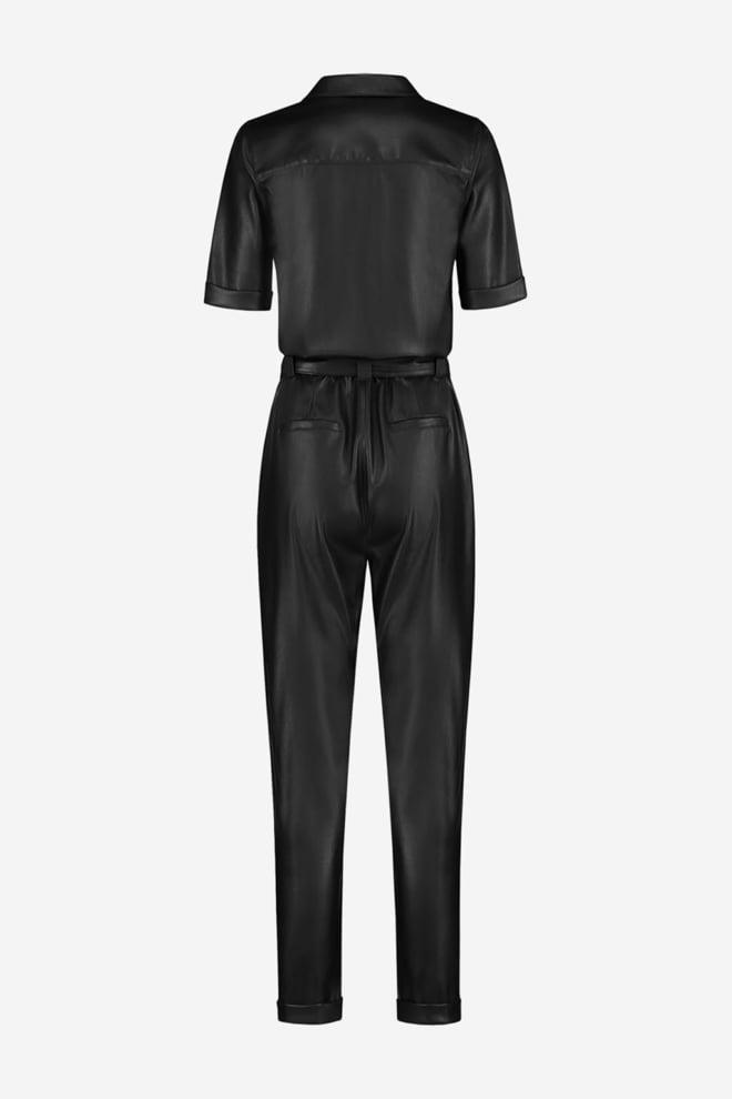 Fifth house maxim jumpsuit zwart - Fifth House