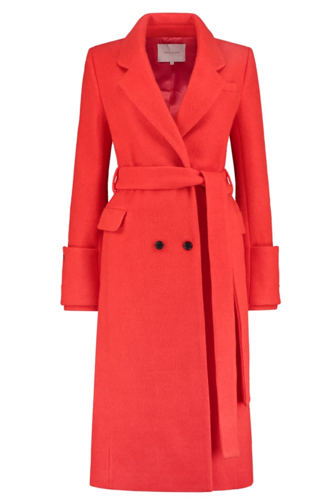 Fifth house lost coat coral - Fifth House