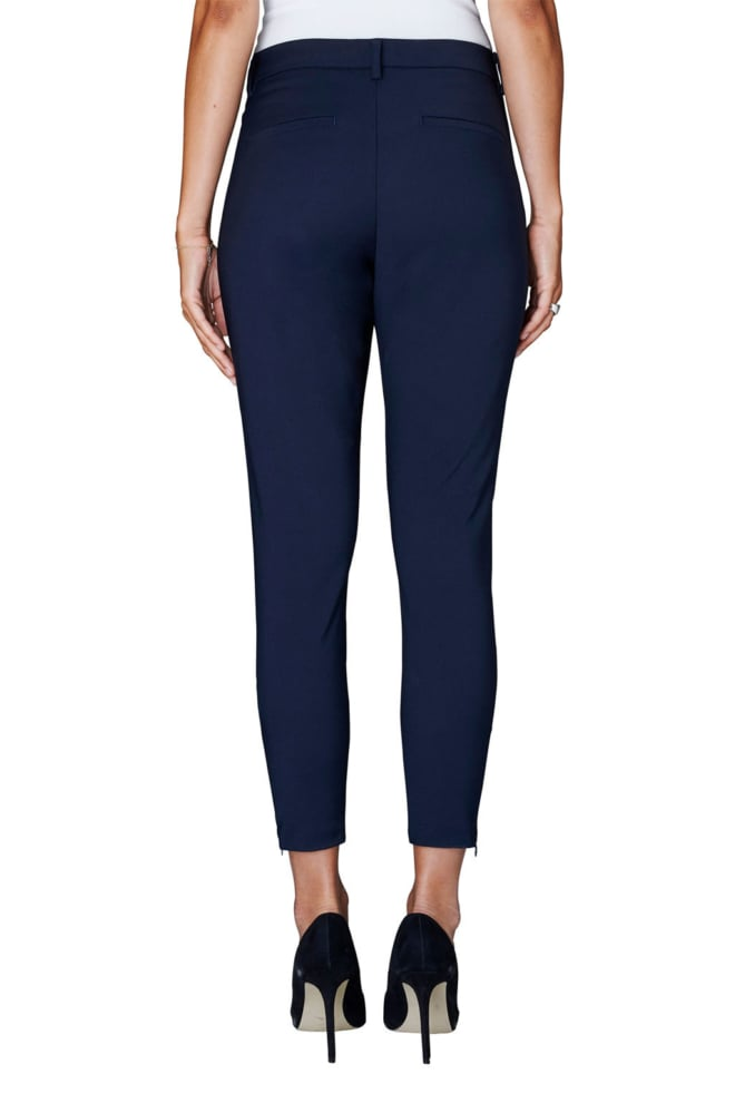 Five units angelie 238 zip jegging pants navy - Five Units