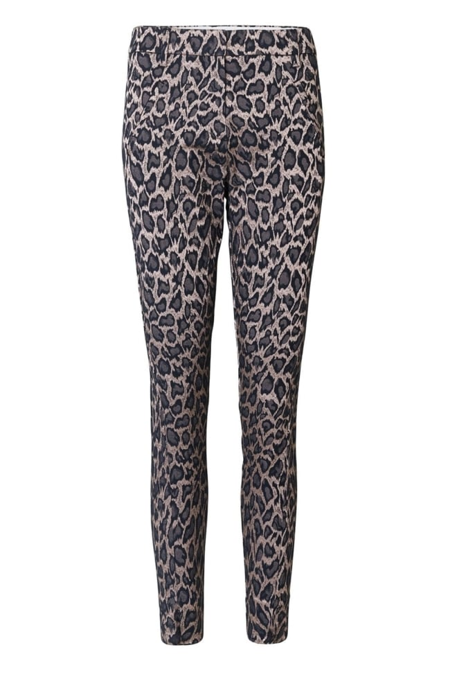 Five units angelie 604 leopard chino - Five Units