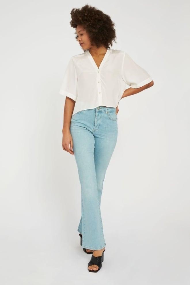 Five units naomi 241 jeans lichtblauw - Five Units
