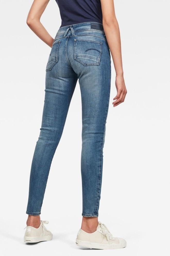 G-star raw lynn mid skinny jeans - G-star Raw