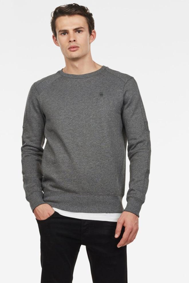 G-star raw motac sweater grijs - G-star Raw