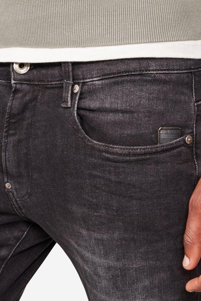 G-star raw revend skinny jeans donkergrijs - G-star Raw