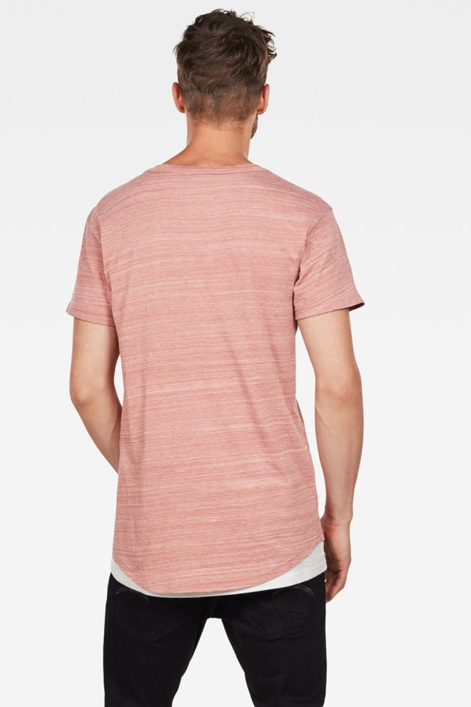 G-star raw starkon loose t-shirt roze - G-star Raw