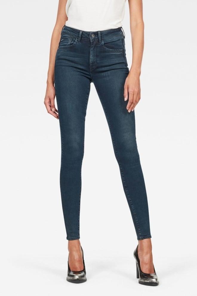G-star raw lhana high super skinny jeans - G-star Raw