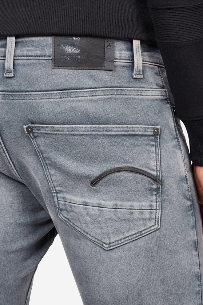 G-star raw revend skinny jeans grijs - G-star Raw