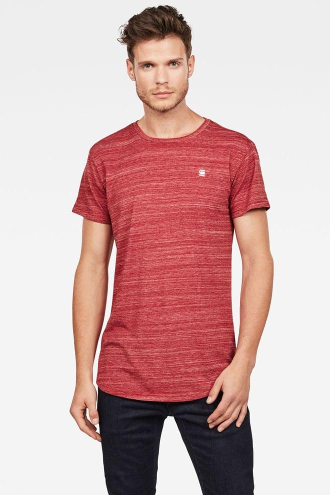 G-star raw starkon loose t-shirt rood - G-star Raw