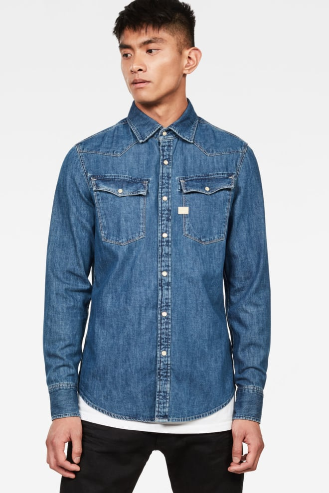 G-star 3301 overhemd - G-star Raw