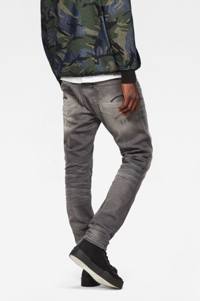 G-star raw revend jeans grijs - G-star Raw