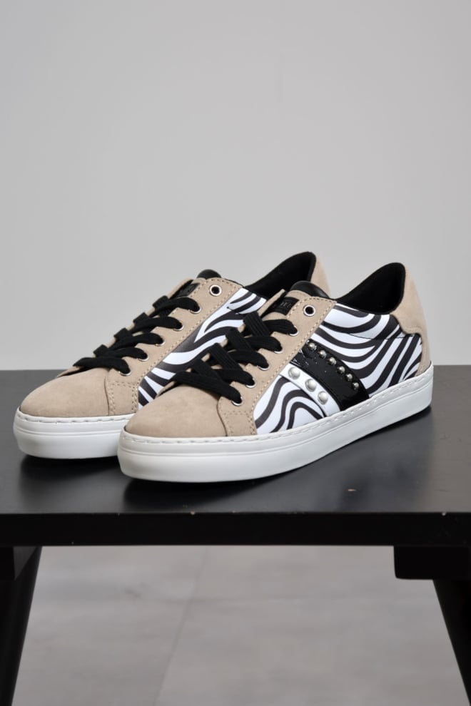Guess grasey active leather sneakers - Guess Shoes