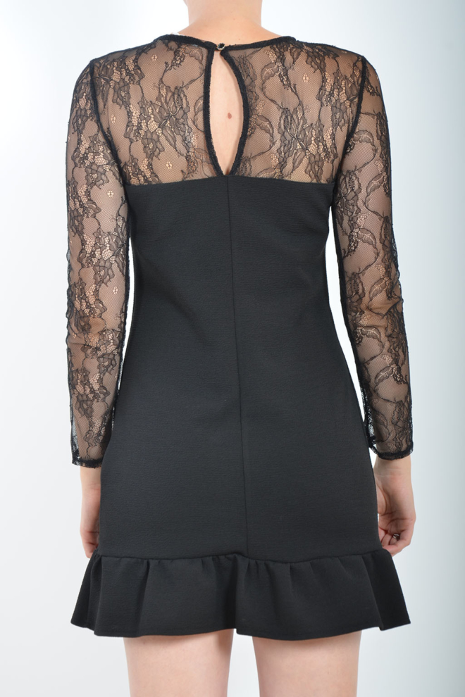 Gaudi dress black - Gaudi