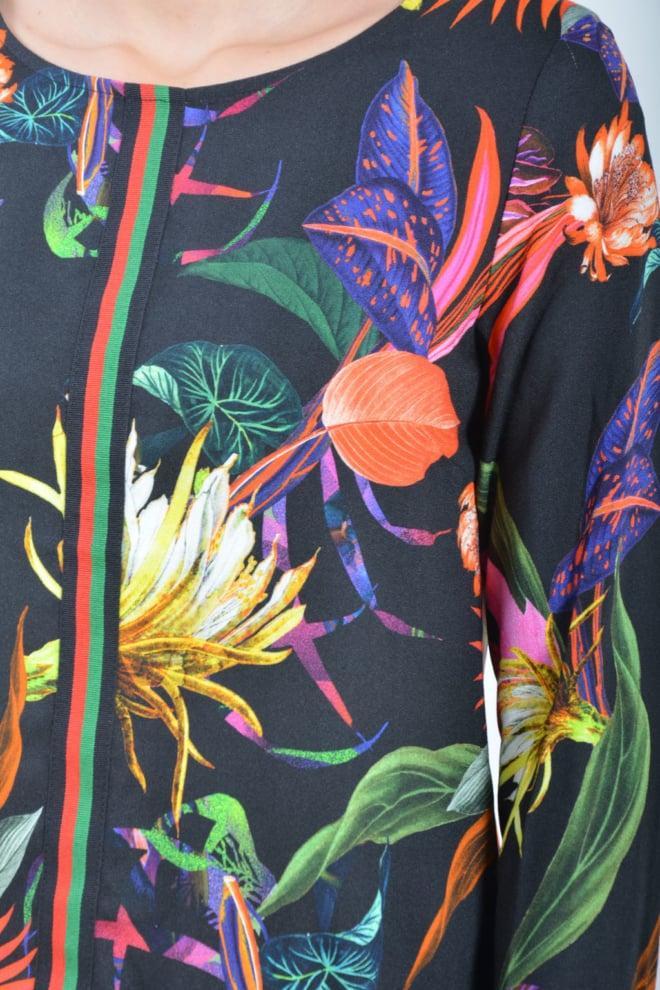 Geisha t-shirt multicolour - Geisha
