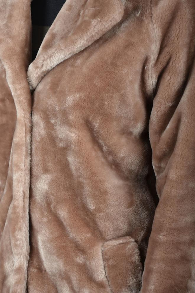 Giacomo coat sand - Giacomo
