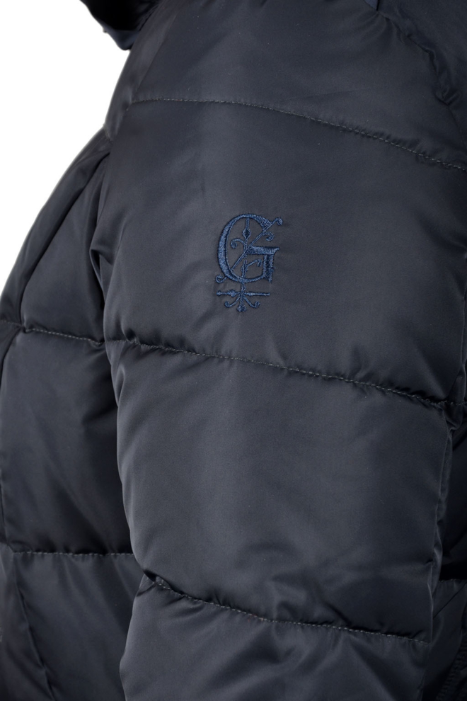 Giacomo coat night blue - Giacomo