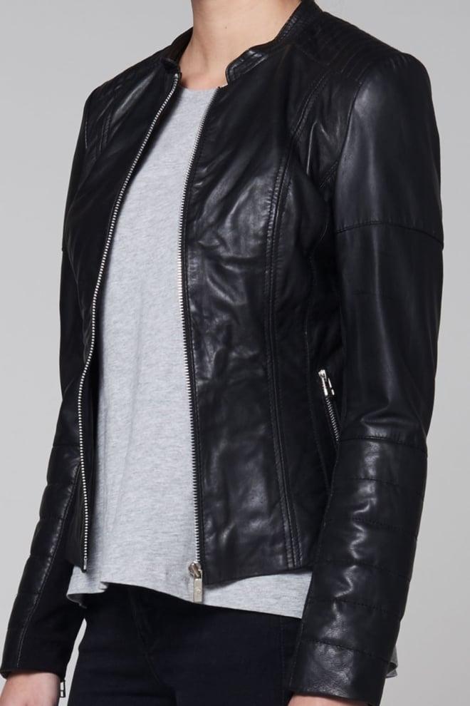 Goosecraft 146 leather jacket dames - Goosecraft