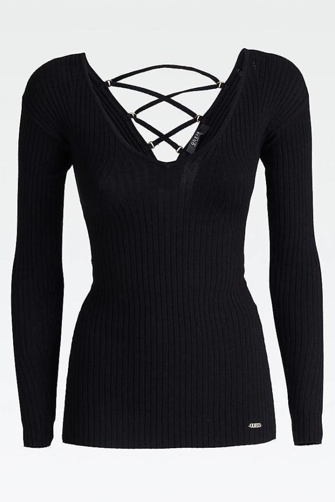 Guess dina trui zwart - Guess