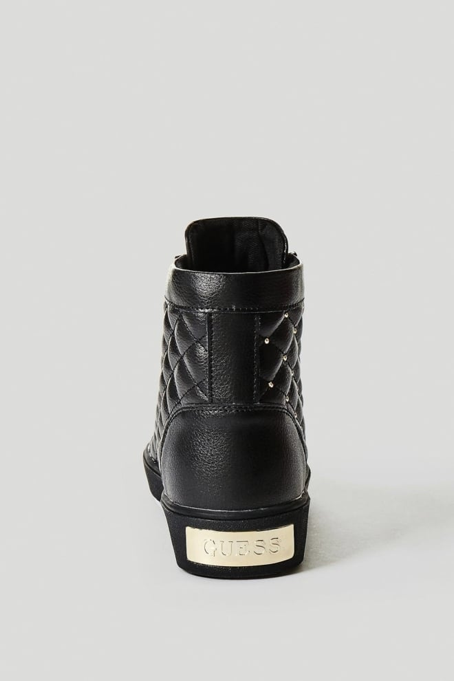 Guess grace sneakers black - Guess
