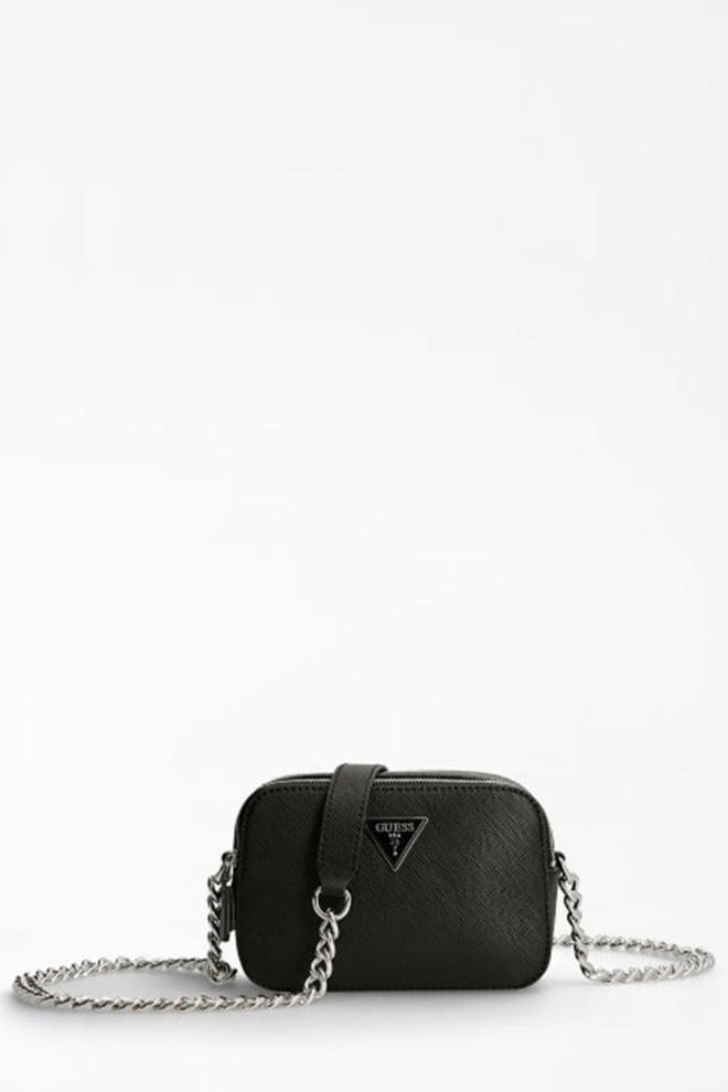 Guess noelle crossbody black - Guess Accessoires