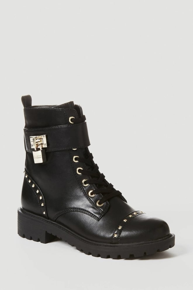 Guess holde boots black - Guess Shoes