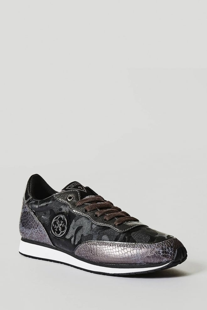 Guess shoes sunny sneakers black - Guess Shoes