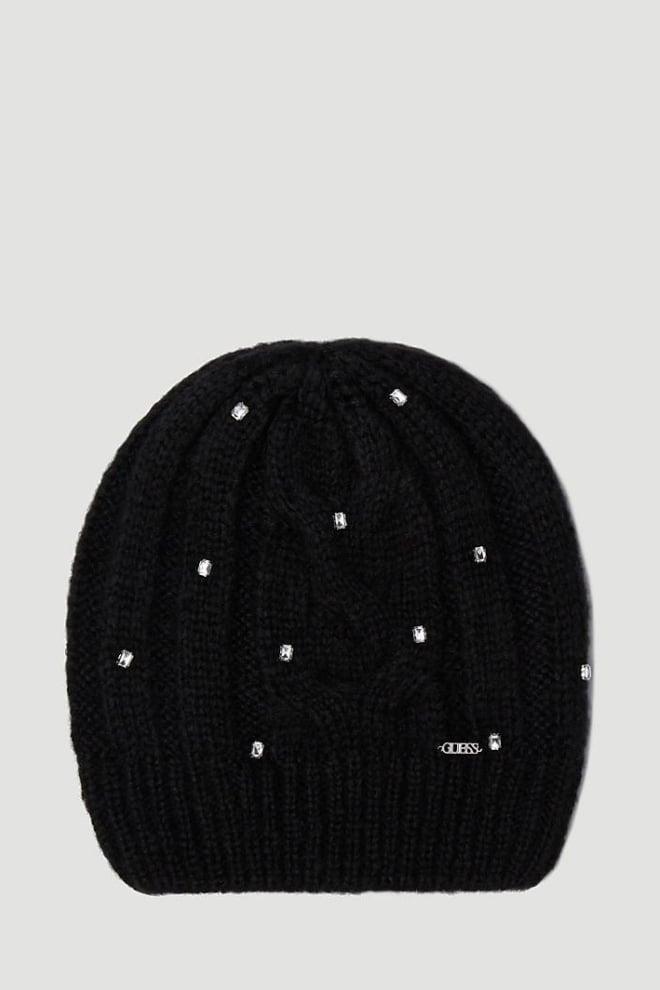 Guess sweater muts zwart - Guess Accessoires
