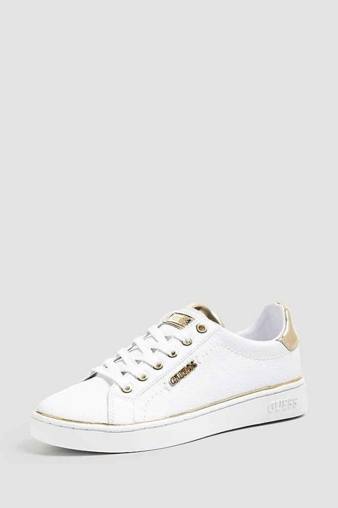 Guess beckie sneakers wit - Guess Shoes