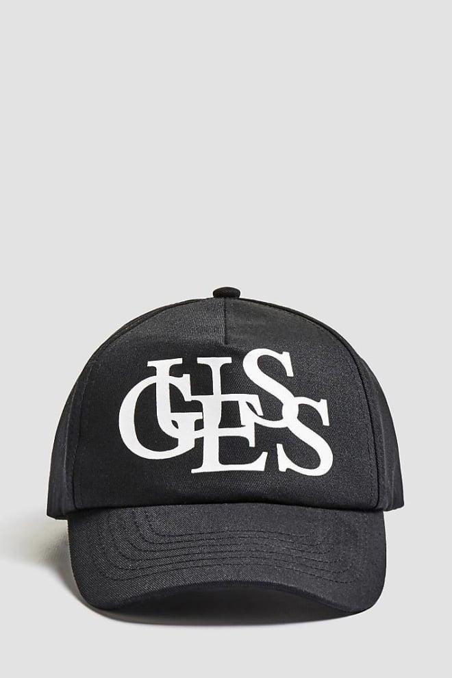 Guess bobbi baseball cap zwart - Guess Accessoires