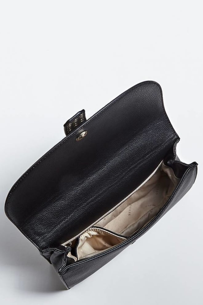 Guess eileen tas studs zwart - Guess Accessoires