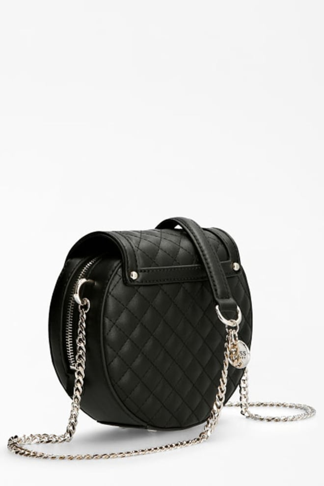 Guess heyden round case black - Guess Accessoires