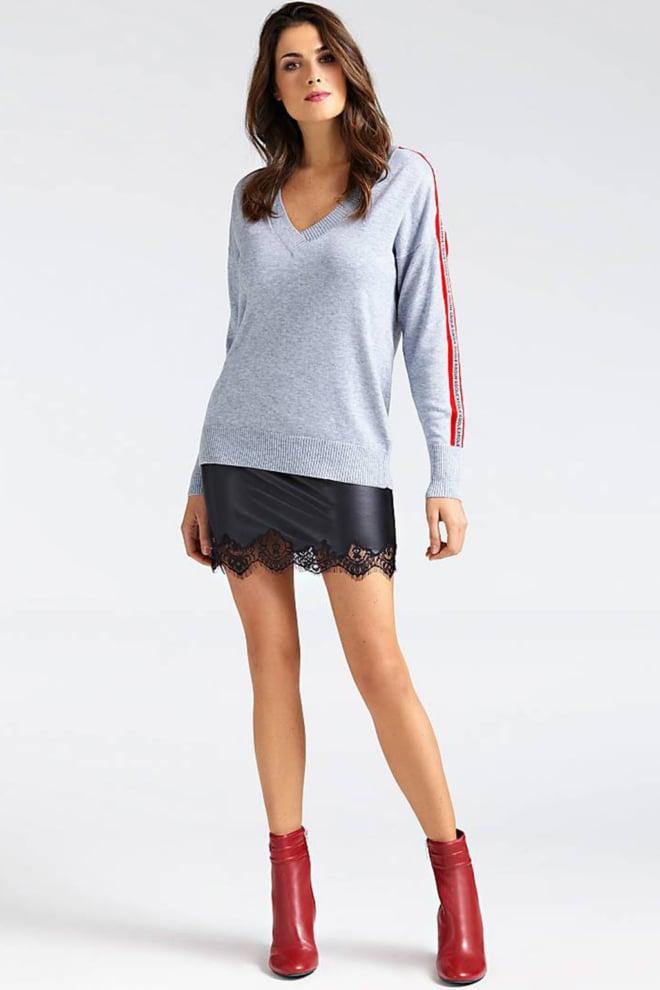 Guess julie sweater grijs - Guess