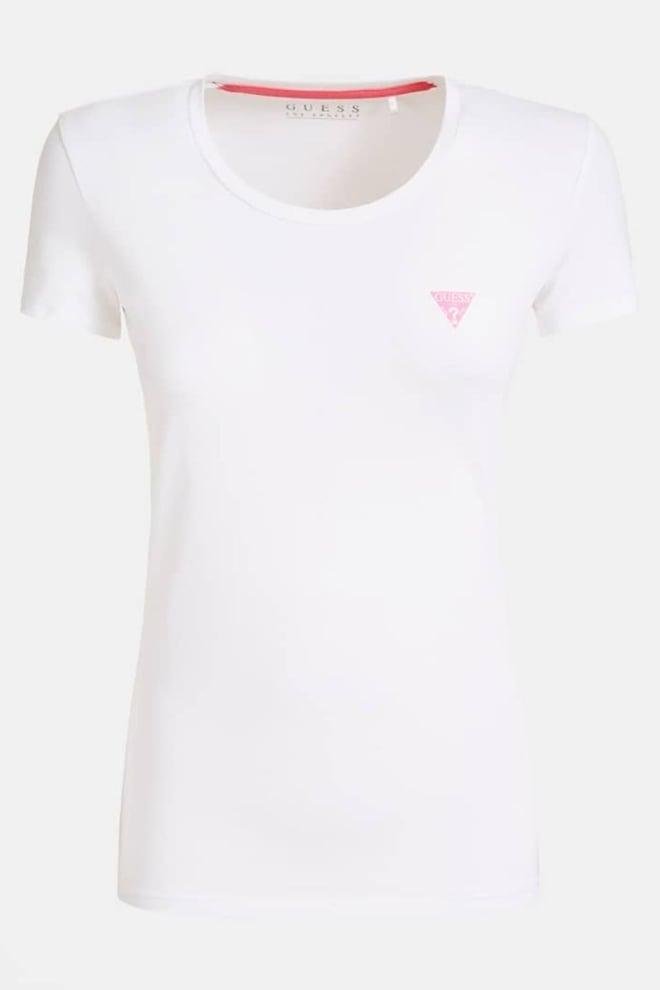 Guess kamelia t-shirt wit - Guess