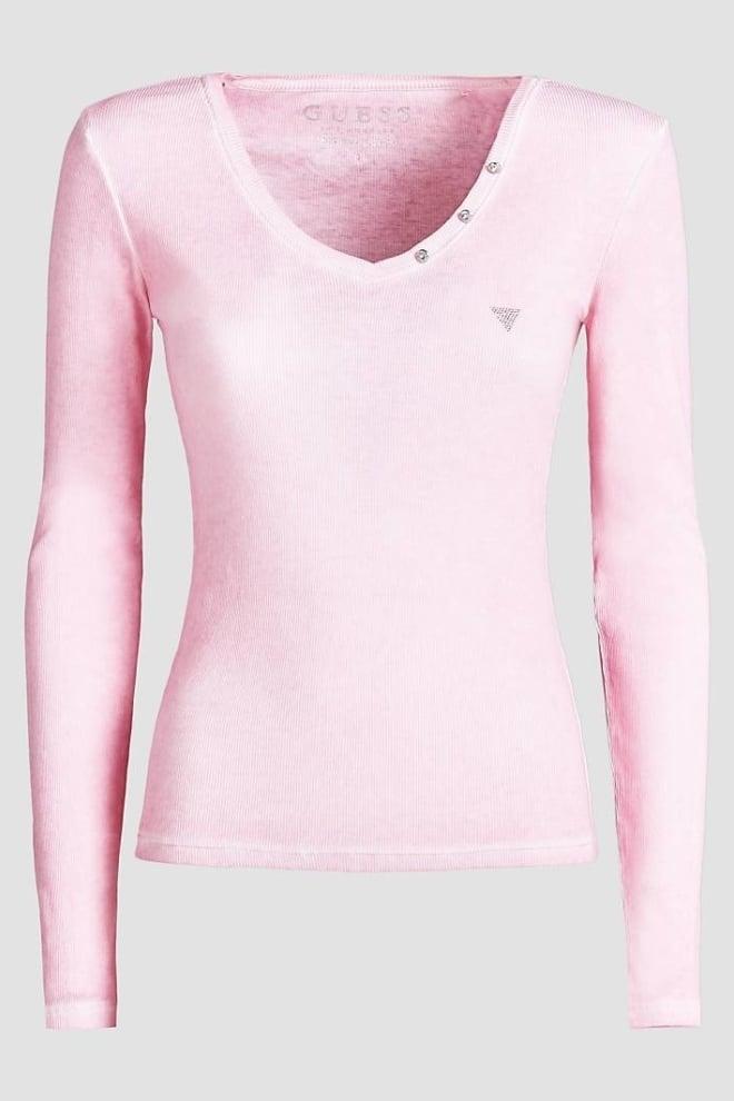 Guess patty shirt roze - Guess