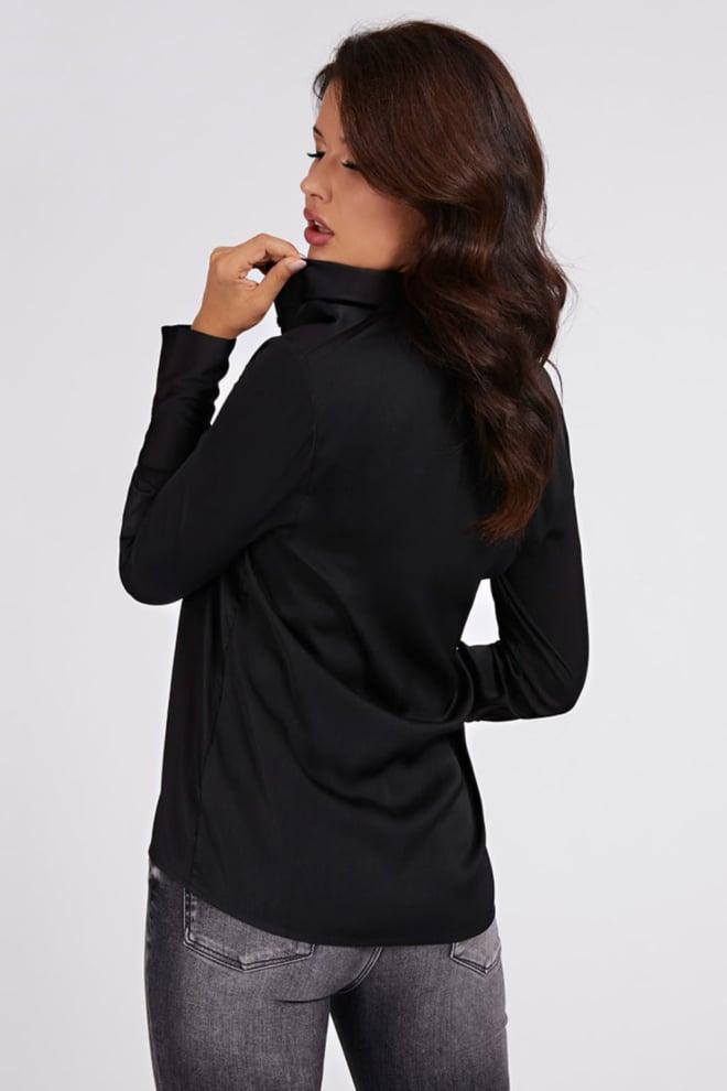 Guess chocker blouse zwart - Guess