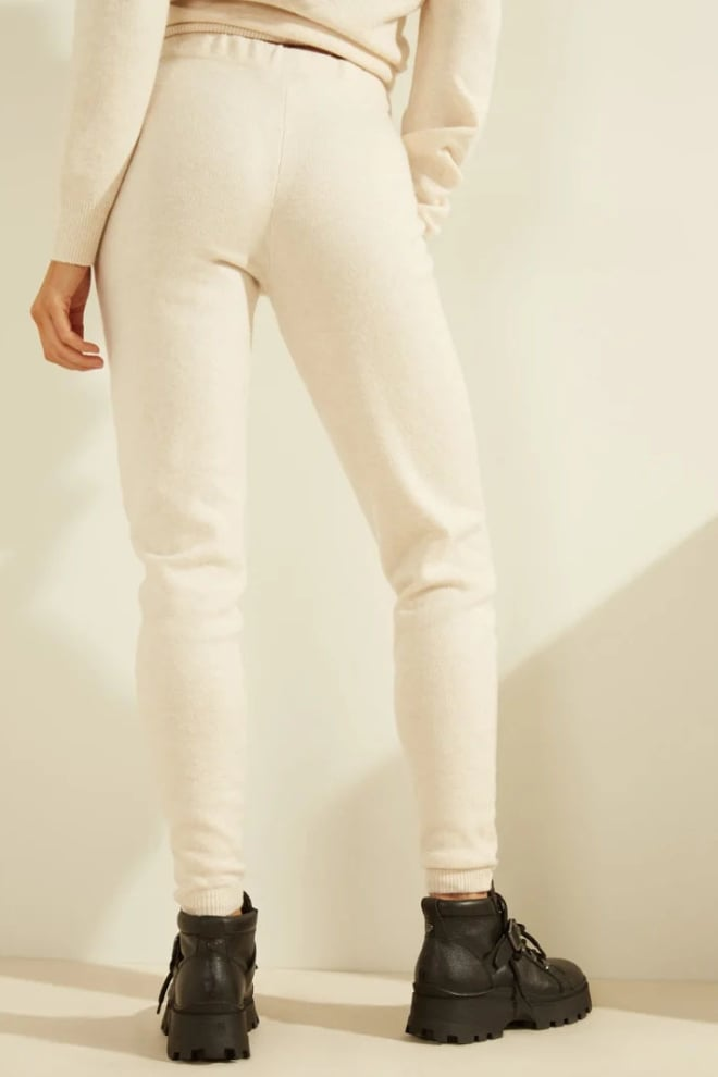 Guess tanya jersey jogger beige - Guess