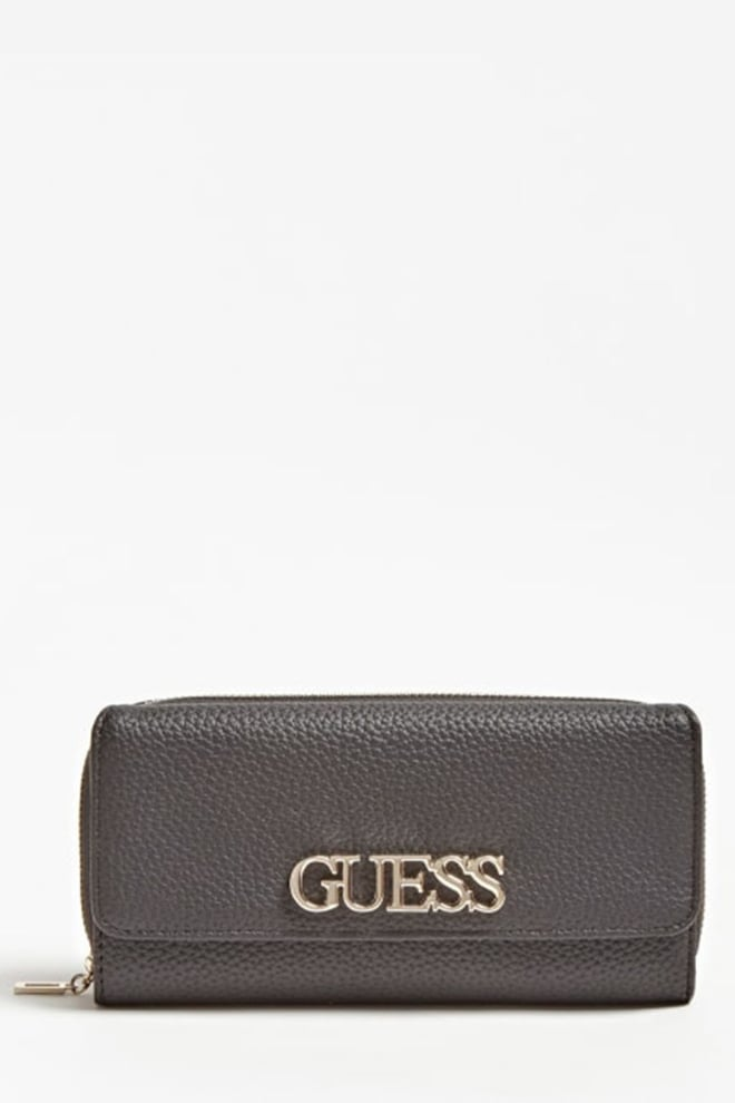 Guess uptown chic clutch black - Guess Accessoires