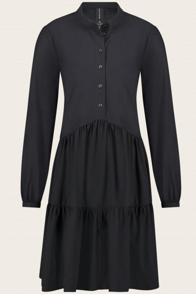 Jane lushka anna short dress black - Jane Lushka