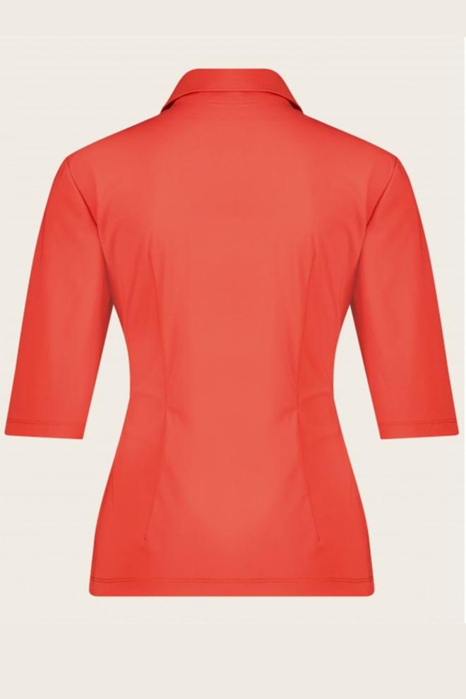 Jane lushka kikkie blouse red - Jane Lushka