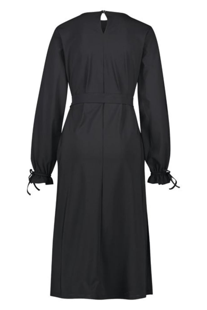 Jane lushka kimi long dress zwart - Jane Lushka