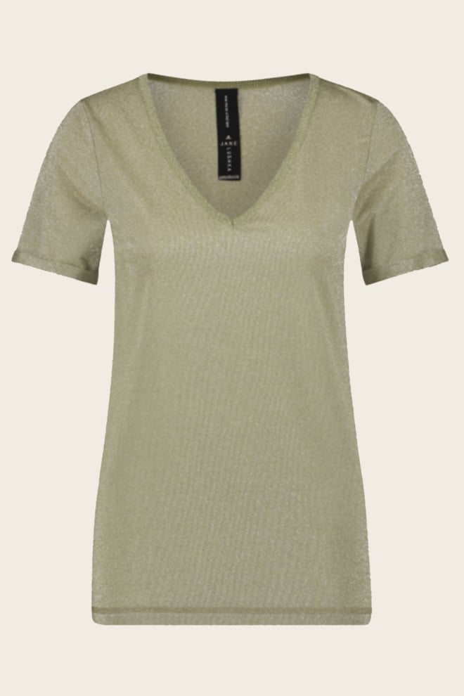 Jane lushka leny tshirt light green - Jane Lushka