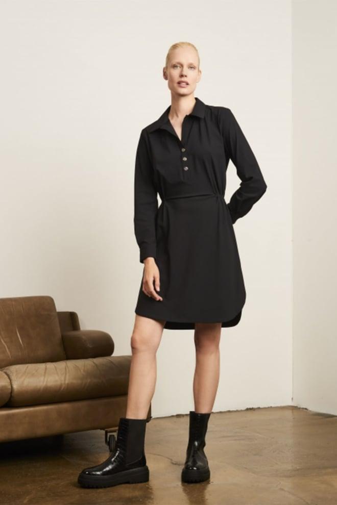 Jane lushka lucia dress black - Jane Lushka