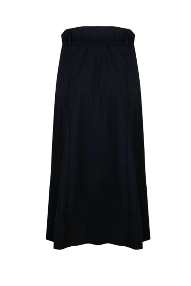 Jane lushka midi rok zwart - Jane Lushka
