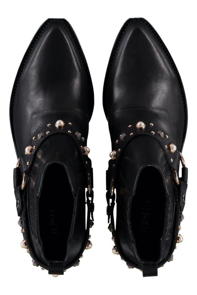 Josh v danee boots black - Josh V