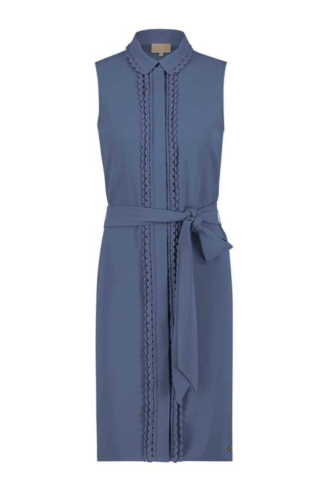 Josh v rhianna jurk blauw - Josh V